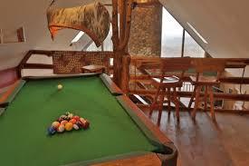 pool table 600 400 bear lodge cabin