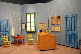 vincent van gogh bedroom vincent van gogh s bedroom abc news australian broadcasting