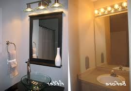 Rectangular Shade Pendant Light by Bathroom Remodel On A Budget Pictures Shower Home Design Ideas