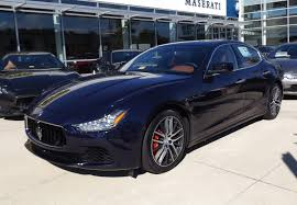 ghibli maserati blue 2015 maserati ghibli s q4 twin turbo v6 quick tour youtube