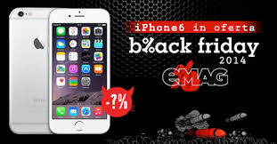black friday iphone 6 iphone 6 pret black friday 2014 emag smartreview