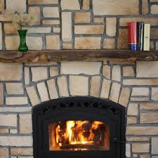 decoration lovable contemporary fireplace natural rustic walnut