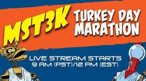 mst3k turkey day marathon returns this thanksgiving 89 3 kpcc