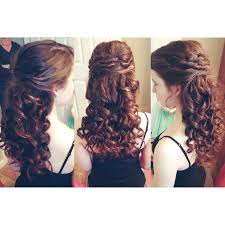 hair i did for my sister u0027s dance also a great hairstyle