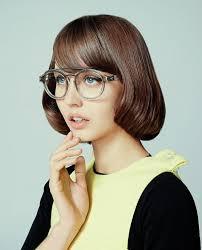 geek hairstyles hairstyle 48 best geek chic images on pinterest geek chic girls in glasses