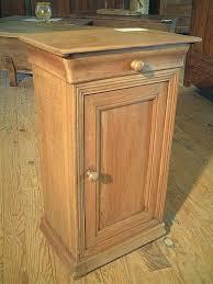 le de chevet ancienne table de nuit ancienne lp en merisier antiquites brocante de la