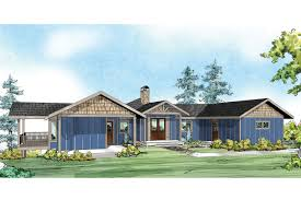 Prairie Home Plans by Prairie Style House Plans Edgewater 10 578 Associated Designs
