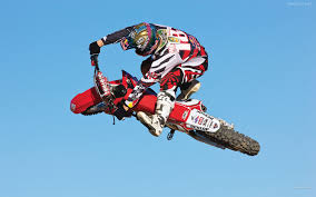 motocross madness download red honda motocross wallpaper widescreen 130747 download