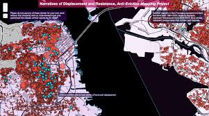 san francisco eviction map we a right to live here stories from san francisco s