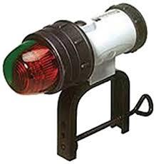 motorized telescoping stern light amazon com innovative lighting 514 1200 1 extend a light 4 manual