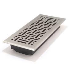 Reggio Floor Grilles by Metal Floor Registers Grilles Carpet Vidalondon