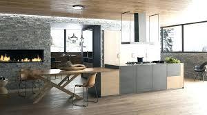 cuisine avec ilots central ilot central cuisine avec table modele cuisine avec ilot central