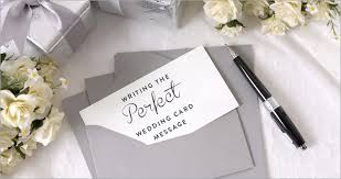 wedding gift card message writing the wedding card message the gift exchange