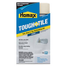 tough as tile sink and tile finish homax 32 oz bisque tough as tile one part aerosol kit 3156 the