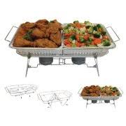 serve rite 24 piece buffet serving set walmart com