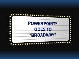 powerpoint goes to