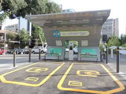 electric vehicles charging stations eac