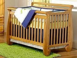 honey oak crib baby u0027s dream furniture serenity convertible crib