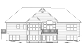 House Plan Ranch House Plans With Walkout Basement Home