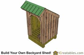 Small Wood Shed Design small firewood storage lean to shed plans outdoor shed plans