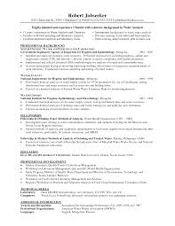 Resume Skills Chemistry Resume Skills Resume For Your Job Application