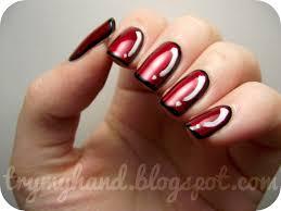 try my hand notd cartoon nails