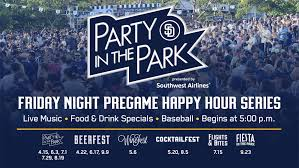 party in the park mlb com
