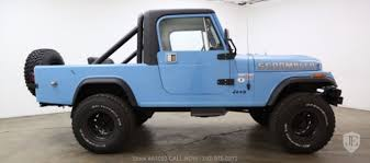 jeep scrambler hardtop 1985 jeep cj in los angeles united states for sale on jamesedition