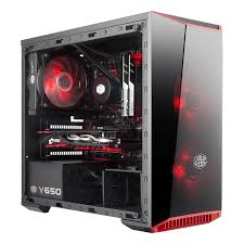 pc bureau intel i3 intel b360 compact gaming desktop avadirect