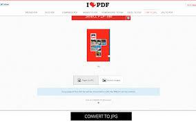 Pdf To Jpg Pdf To Jpg Ilovepdf Chrome Web Store