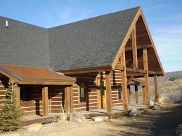 large log home floor plans california log homes are for the family gathering our pre built