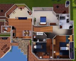 cool homes mod the sims sunset cliffs cool 3 br 4 ba ocean view home