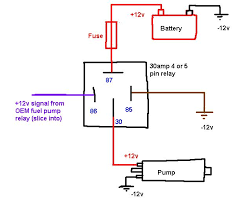 12v relay wiring diagram 5 pin efcaviation com