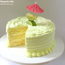 birthday tequila margarita cake with tequila lime buttercream my cake