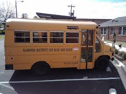 Alabama Institute For The Deaf And Blind Bus Group Flickr