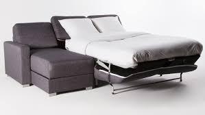 canapé lit d appoint canape convertible pour couchage quotidien pas cher