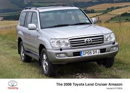 toyota land rover 2005 land cruiser archive toyota uk media site