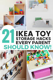21 ikea toy storage hacks every parent should know ikea toy
