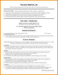 new grad nursing resume template free resume templates for new graduate nurses archives gotraffic