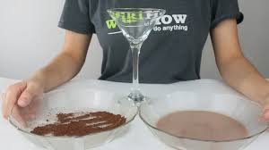 white chocolate martini 3 ways to make chocolate martinis wikihow