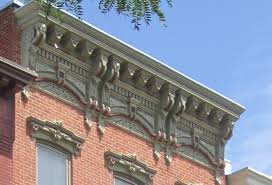 cornice the picturesque style italianate architecture classifying