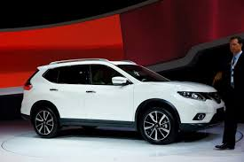 silver nissan rogue all new nissan x trail suv is also the 2014 rogue for north