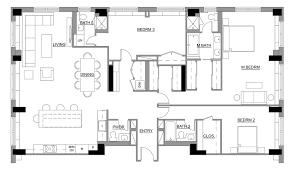 Manhattan Plaza Apartments Floor Plans Lincoln Plaza Residence U2014 Paolo Puliga Architects