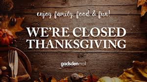gadsden mall will be closed for thanksgiving 2016 wbrc fox6 news