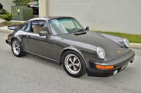80s porsche 1980 porsche 911sc weissach edition real muscle exotic