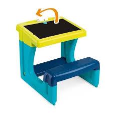 bureau enfant smoby smoby bureau petit ecolier bleu achat vente bureau bébé