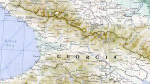Map Of Georgia Cities Map Of Georgia