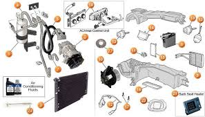 2001 jeep grand heater replacement 1984 2001 jeep xj 1986 1992 commanche mj parts a c