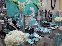 Tiffany Blue Baby Shower Cake - tiffany u0027s baby shower party ideas baby shower parties shower