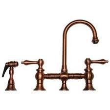 copper faucets kitchen copper kitchen faucets you ll wayfair